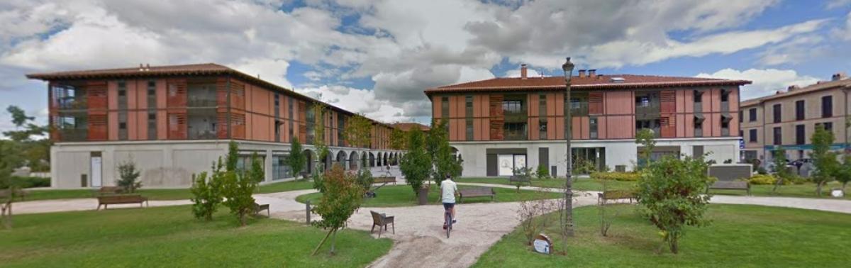 immobilier neuf plaisance du touch - place frederic bombail
