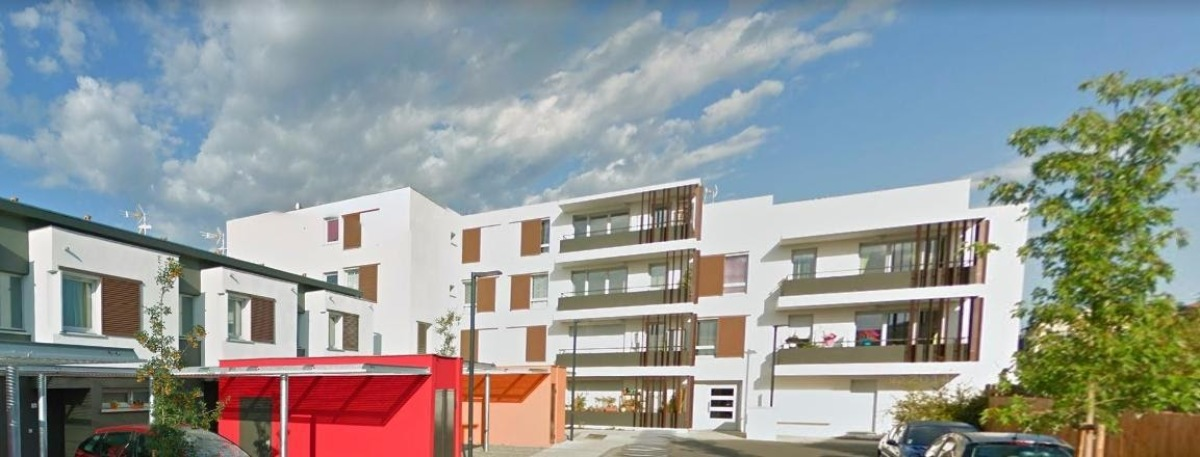 immobilier neuf Blagnac - cheminement Maxime Laconde