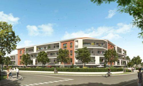 Maisons neuves et appartements neufs Castanet-Tolosan référence 5053