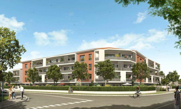 Maisons neuves et appartements neufs Castanet-Tolosan référence 5053 : aperçu n°0