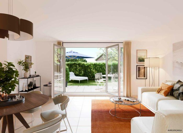 Maisons neuves et appartements neufs Castanet-Tolosan référence 5053 : aperçu n°1