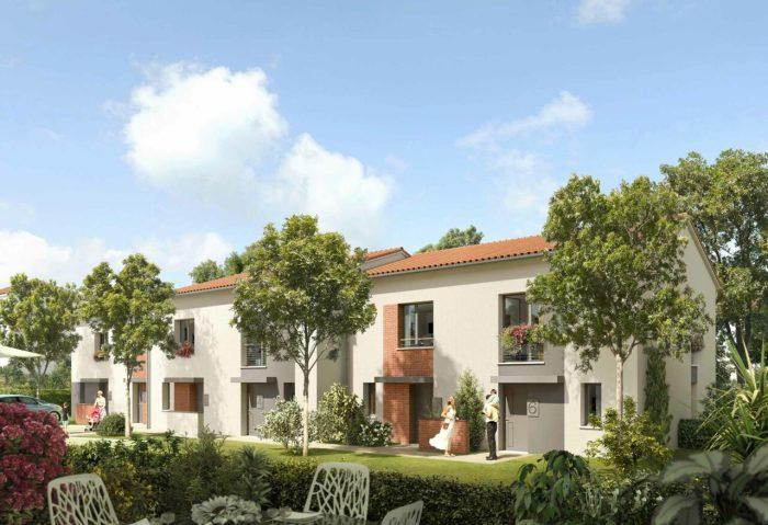 Maisons neuves et appartements neufs Castanet-Tolosan référence 5053 : aperçu n°3