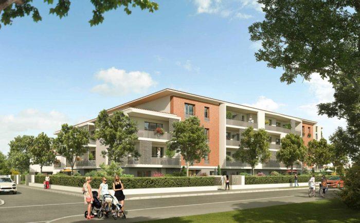 Maisons neuves et appartements neufs Castanet-Tolosan référence 5053 : aperçu n°4