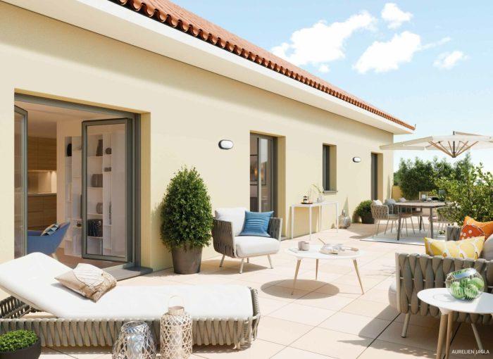 Maisons neuves et appartements neufs Castanet-Tolosan référence 5053 : aperçu n°2