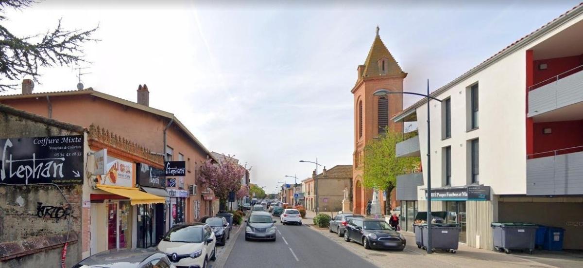 immobilier neuf Aucamville - route de Fronton
