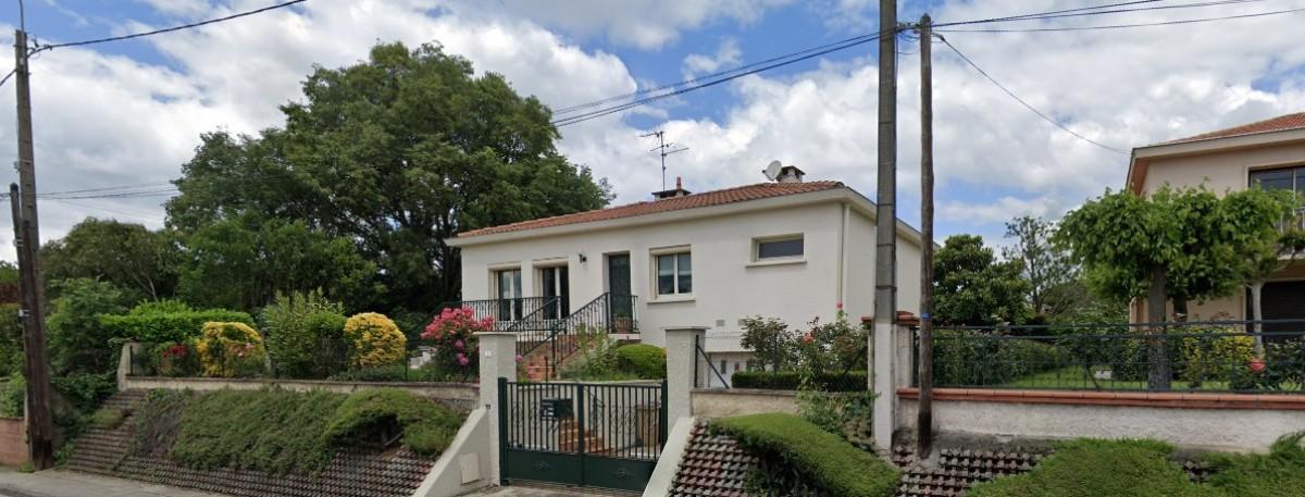 immobilier neuf villeneuve tolosane - maison sur l'avenue de francazal