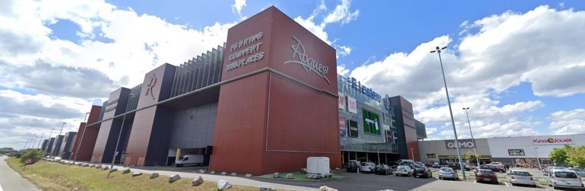 programme neuf roques - Le centre commercial de Roques