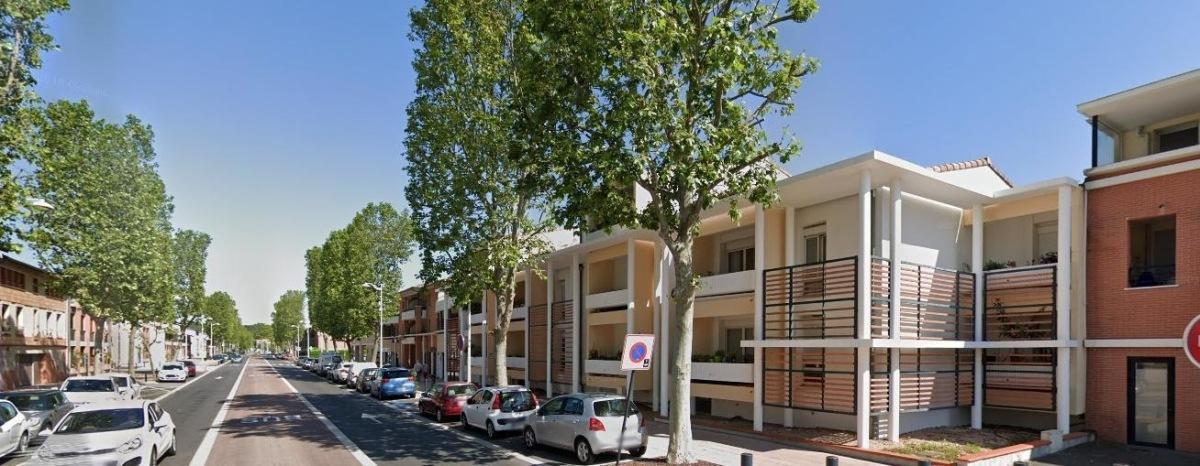 Immobilier neuf Tournefeuille - photo du centre ville