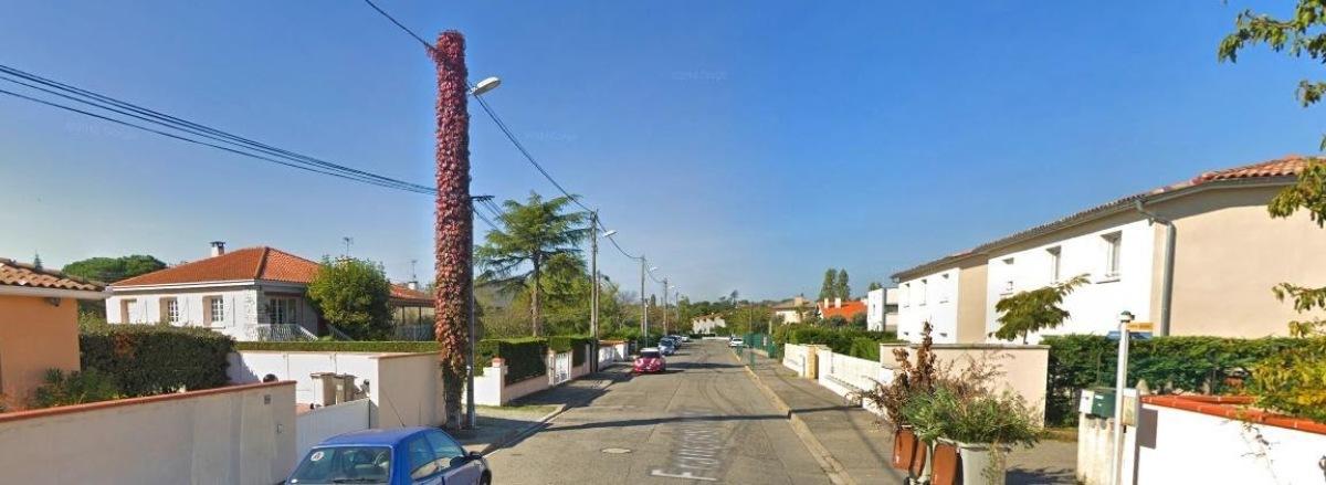 Immobilier neuf Tournefeuille - photo d'une ruelle de Tournefeuille