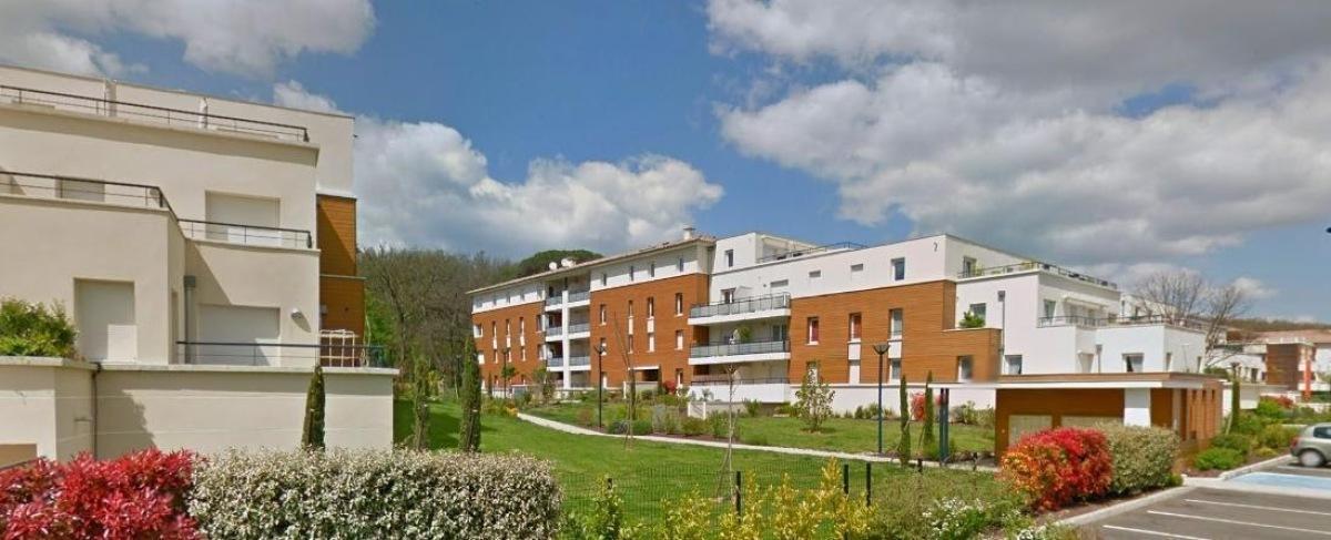Immobilier neuf Tournefeuille - photo d'un programme neuf à Tournefeuille