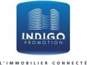 Logo du promoteur immobilier INDIGO