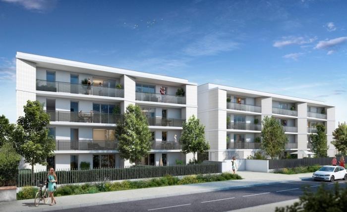 Appartements neufs L'Union référence 5072 : aperçu n°0
