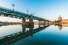 Aide premier achat immobilier - Le Pont Neuf de Toulouse vue depuis les quais de la Daurade