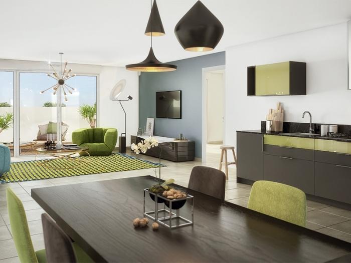 Appartements neufs Aucamville référence 4763 : aperçu n°1