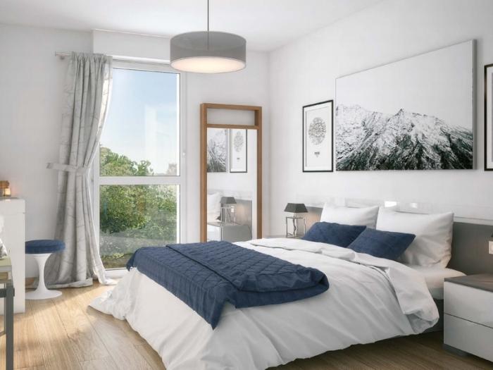 Appartements neufs Aucamville référence 4748 : aperçu n°1