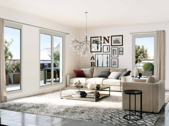 Appartements neufs Castanet-Tolosan référence 4813 : aperçu n°1