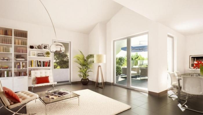 Appartements neufs Lalande référence 4146 : aperçu n°1