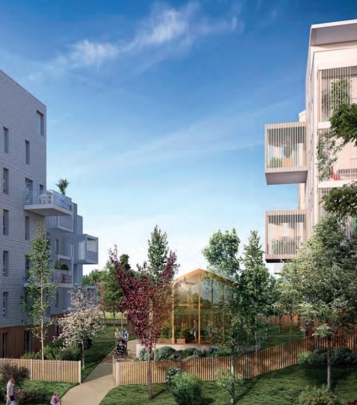 Appartements neufs Saint-Martin-du-Touch référence 5045 : aperçu n°4