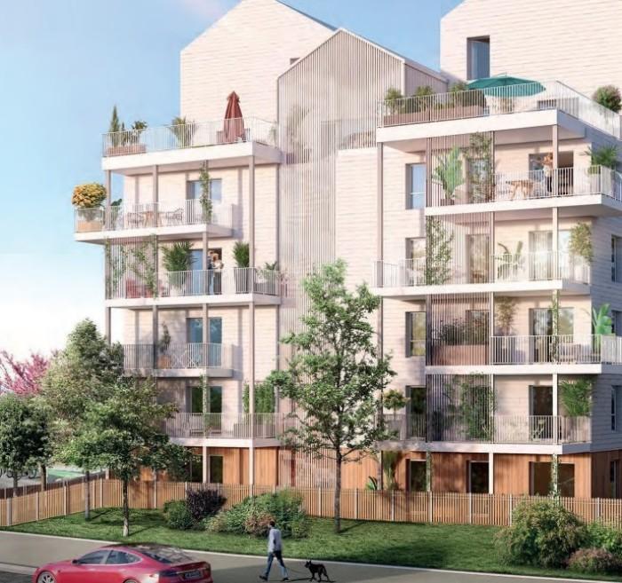 Appartements neufs Saint-Martin-du-Touch référence 5045 : aperçu n°3