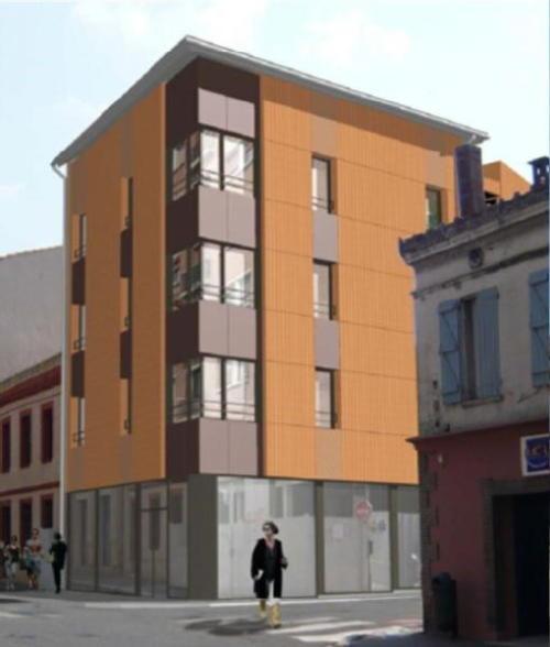 Appartements neufs Côte Pavée référence 5075