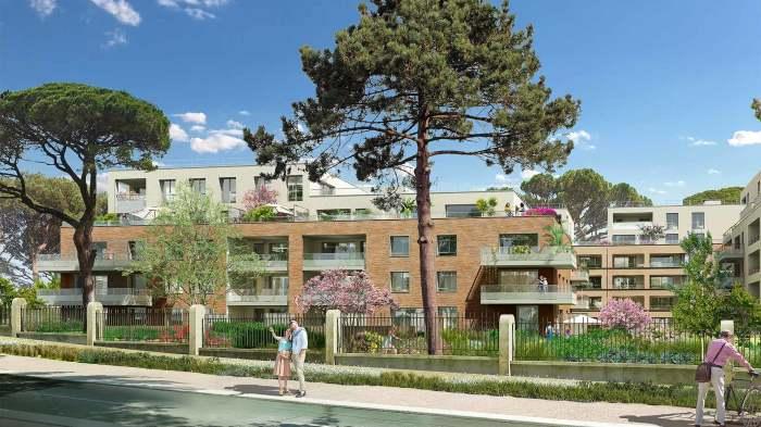Appartements neufs Jolimont référence 5077 : aperçu n°0