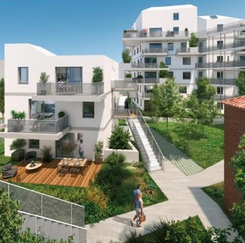 Appartements neufs Saint-Martin-du-Touch référence 5081