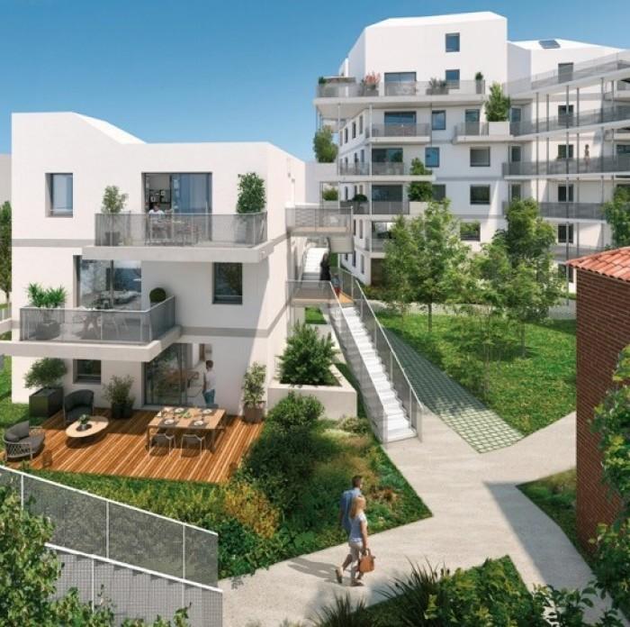 Appartements neufs Saint-Martin-du-Touch référence 5081 : aperçu n°0