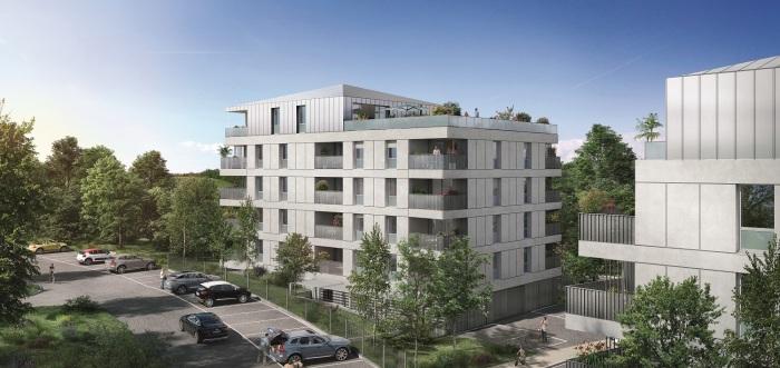 Appartements neufs Rangueil référence 5110 : aperçu n°0