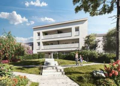 Appartements neufs Saint-Jory référence 5158