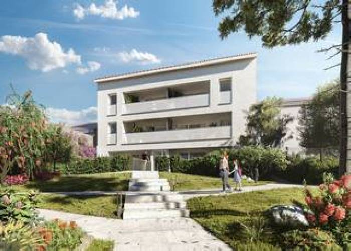 Appartements neufs Saint-Jory référence 5158 : aperçu n°0