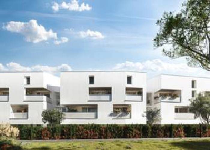 Appartements neufs Saint-Jory référence 5158 : aperçu n°1