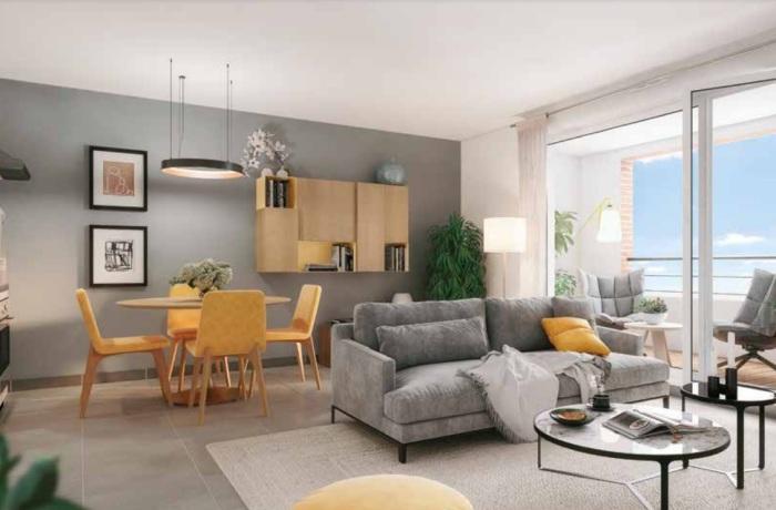 Appartements neufs Eaunes référence 5182 : aperçu n°2