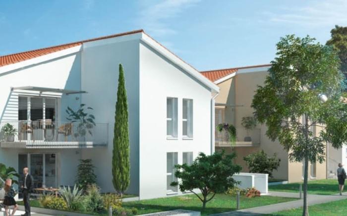 Appartements neufs Castelginest référence 5163 : aperçu n°2