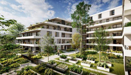 Appartements neufs Lalande référence 5157