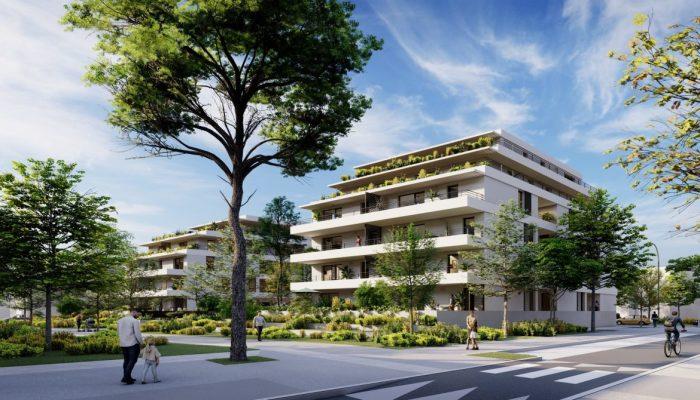 Maisons neuves et appartements neufs Lalande référence 5157 : aperçu n°3
