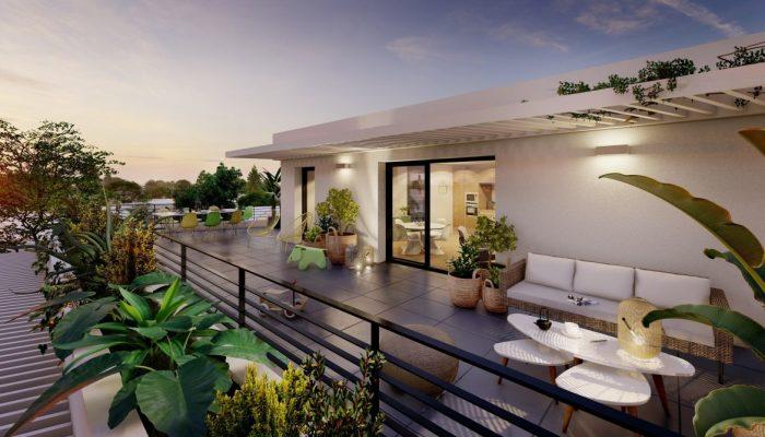 Maisons neuves et appartements neufs Lalande référence 5157 : aperçu n°1