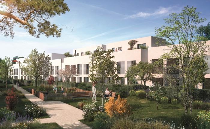 Appartements neufs Saint-Simon référence 5211 : aperçu n°0