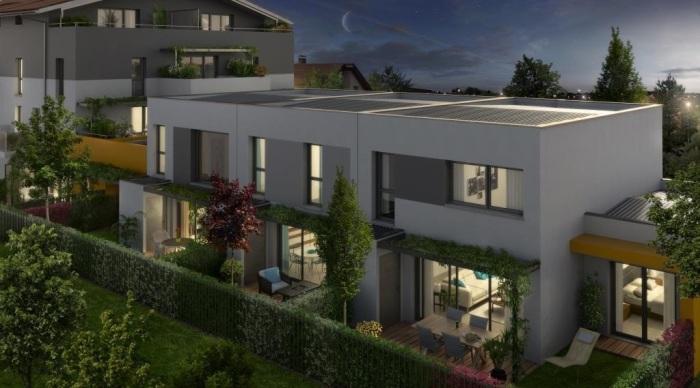 Maisons neuves et appartements neufs Castelginest référence 3775 : aperçu n°3