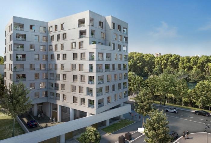 Appartements neufs Saint-Agne référence 5215 : aperçu n°0