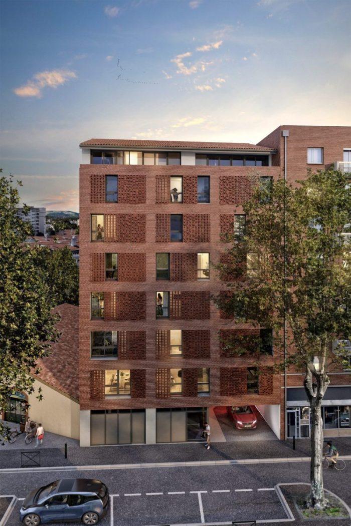 Appartements neufs Saint Cyprien référence 5228 : aperçu n°0