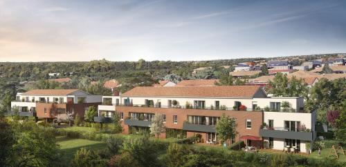 Appartements neufs Lalande référence 5279