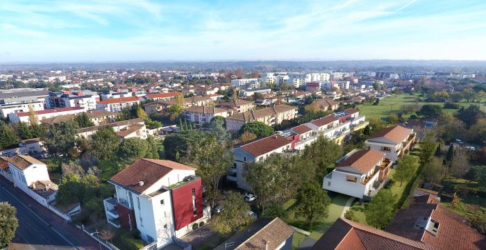 Appartements neufs Lalande référence 5279 : aperçu n°3