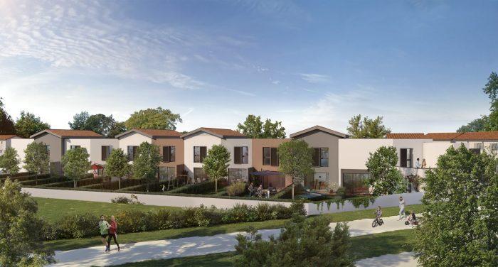 Maisons neuves et appartements neufs Lardenne référence 5281 : aperçu n°0