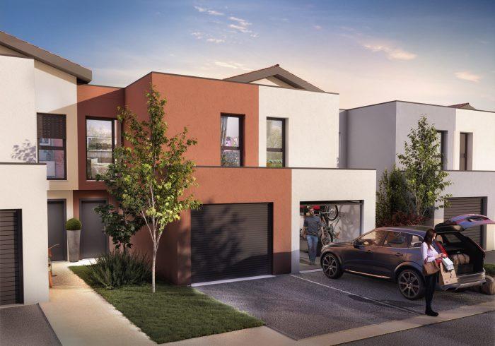 Maisons neuves et appartements neufs Lardenne référence 5281 : aperçu n°2