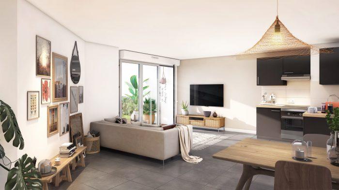 Maisons neuves et appartements neufs Lardenne référence 5281 : aperçu n°1