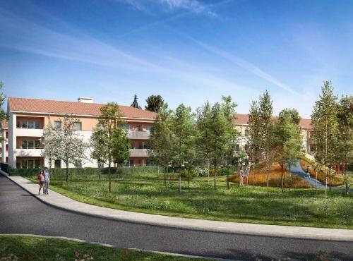 Appartements neufs Seysses référence 5297