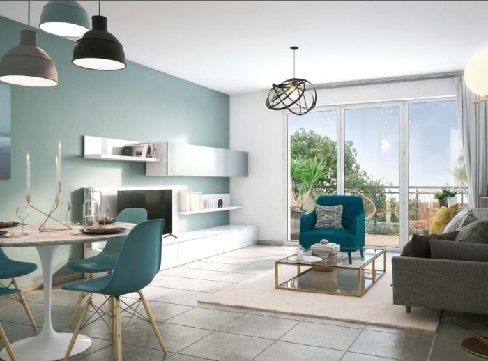 Appartements neufs Seysses référence 5297 : aperçu n°1