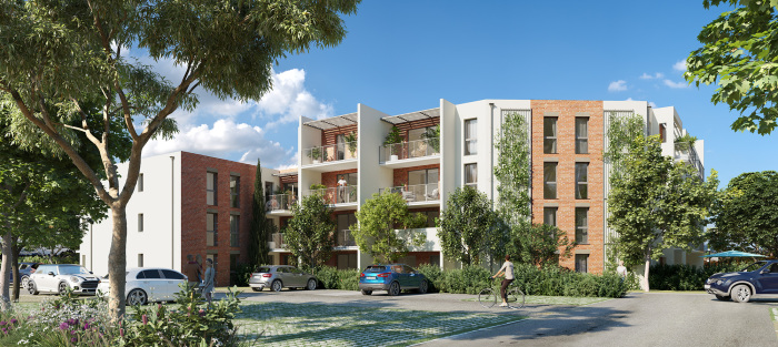 Appartements neufs Labarthe-sur-Lèze référence 5436 : aperçu n°0