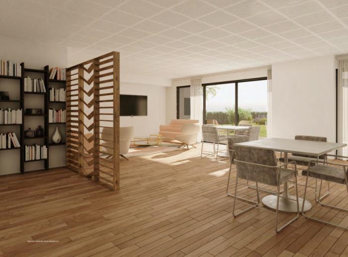 Appartements neufs Saint-Alban référence 5343 : aperçu n°1
