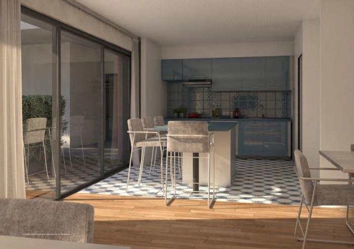 Appartements neufs Saint-Alban référence 5343 : aperçu n°2